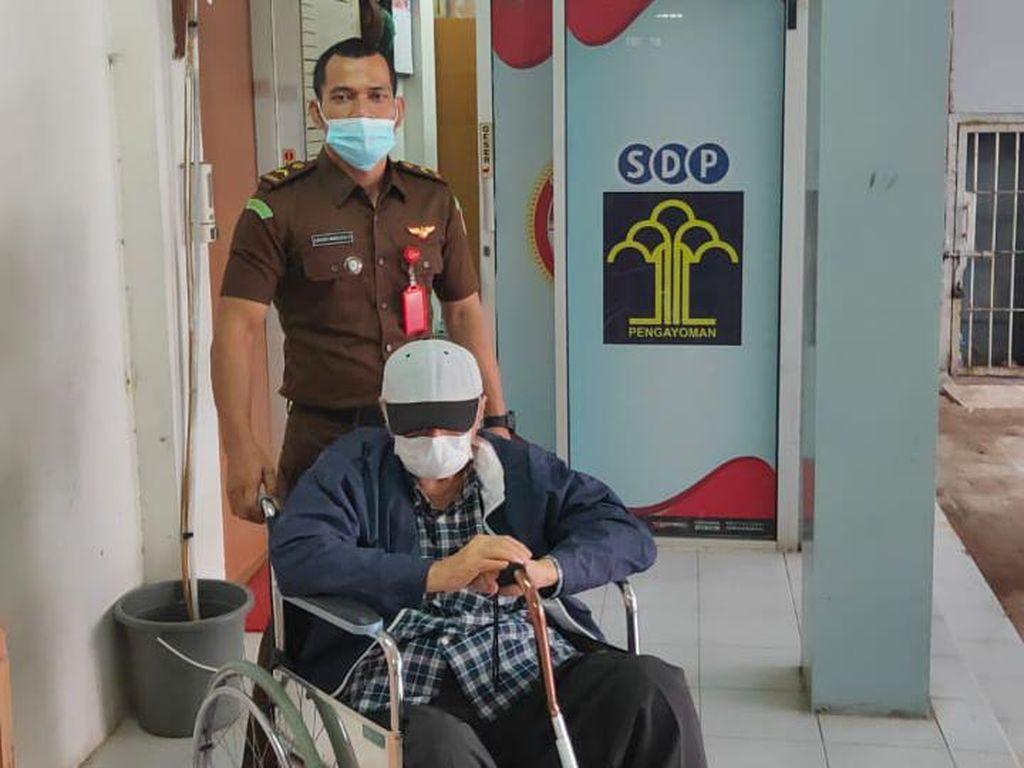Dijebloskan ke Lapas Salemba, Buron Hendra Subrata Jalani Vonis 4 Tahun