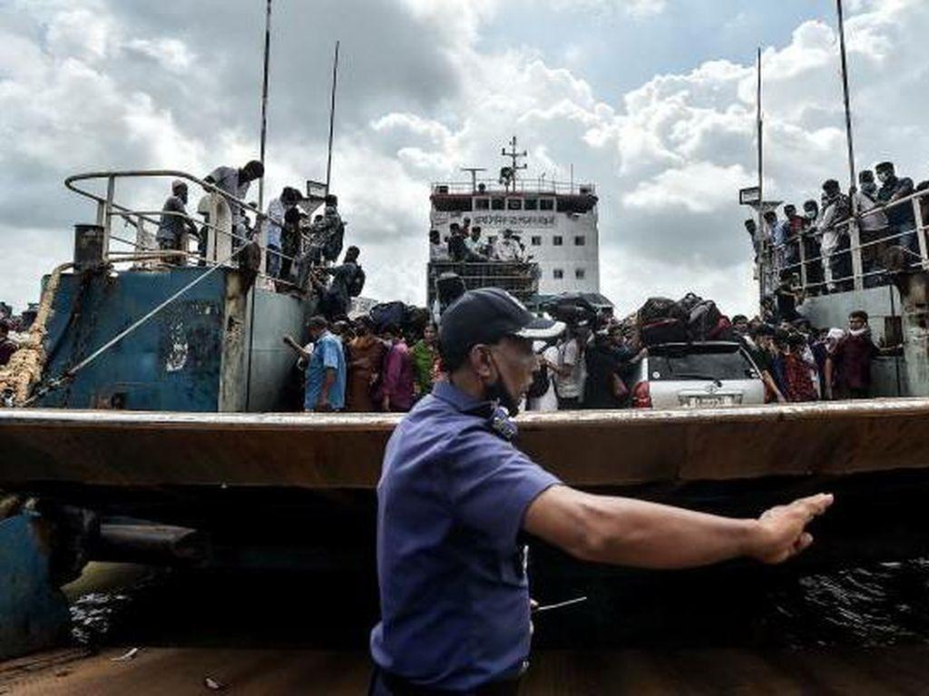 Bangladesh Lockdown, Tentara dan Polisi Dikerahkan