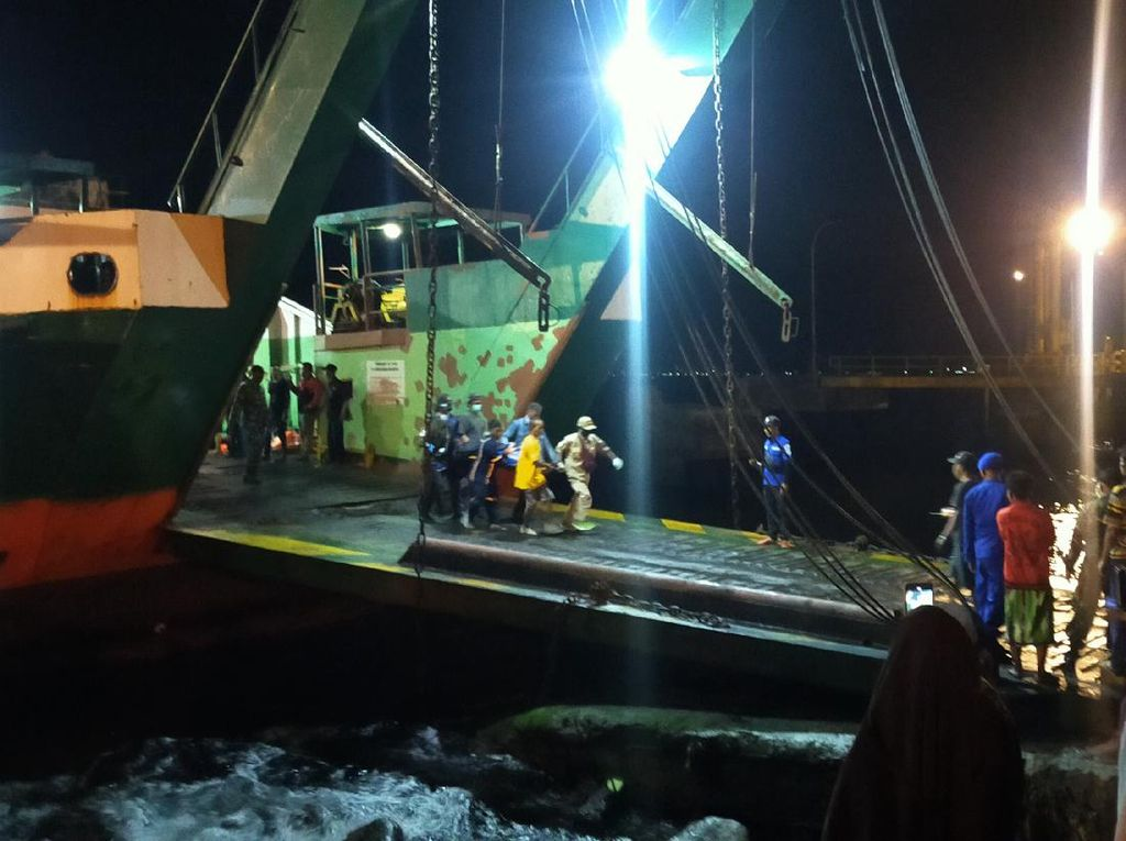 Tragedi Tenggelamnya KMP Yunicee: 7 Orang Tewas, 6 Dalam Pencarian