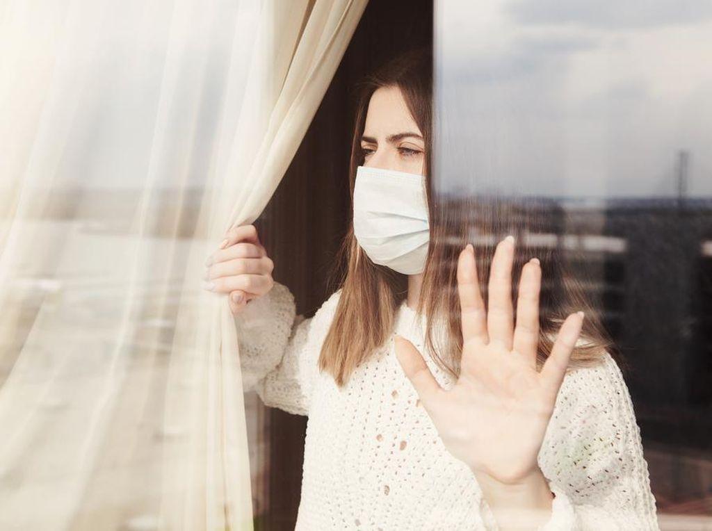Cara Isolasi Mandiri di Rumah bagi Pasien COVID-19 Bergejala Ringan