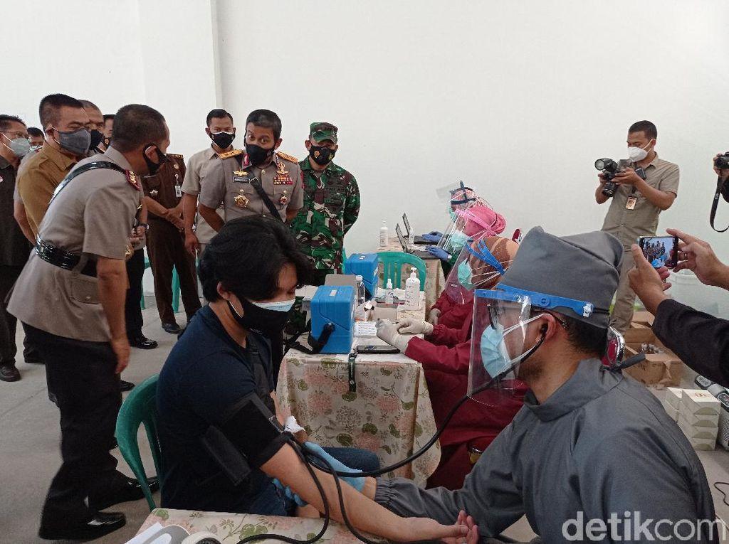 Cegah Antrean Pasien Corona di RS, Kapolda Jabar Minta Siapkan Tenda Darurat