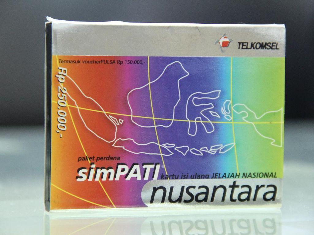 Nostalgia dengan simPATI, Kartu Pertama Telkomsel yang Kini Dilebur