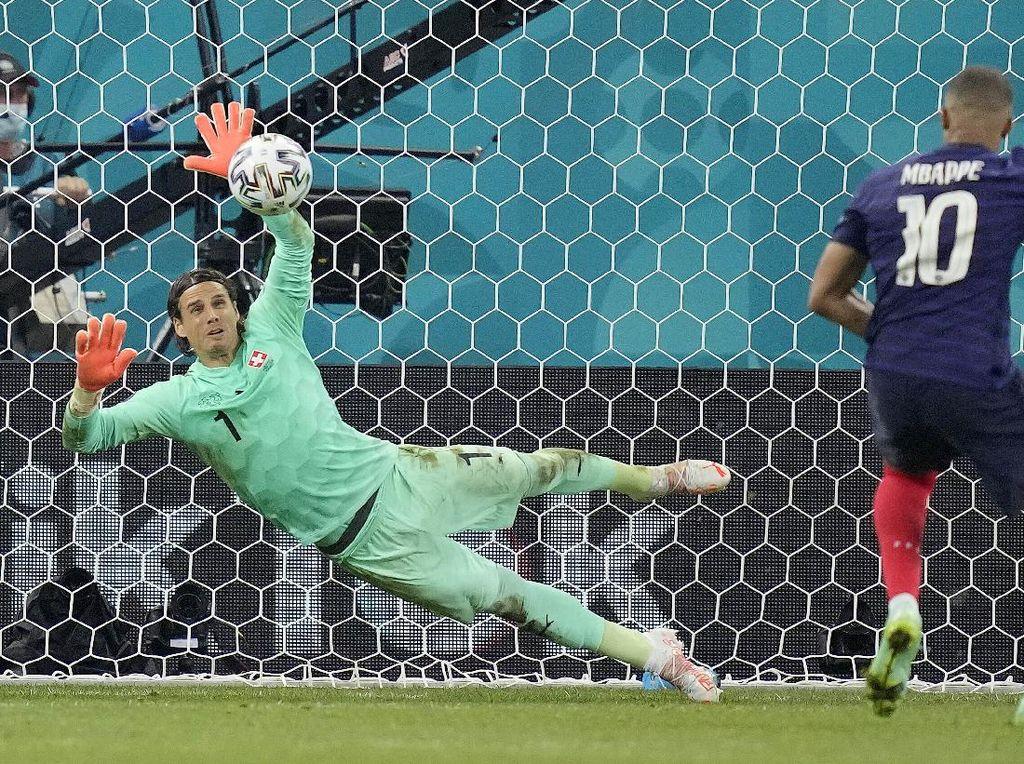 Euro 2020: Konyol, Fans Prancis Ingin Laga Lawan Swiss Diulang