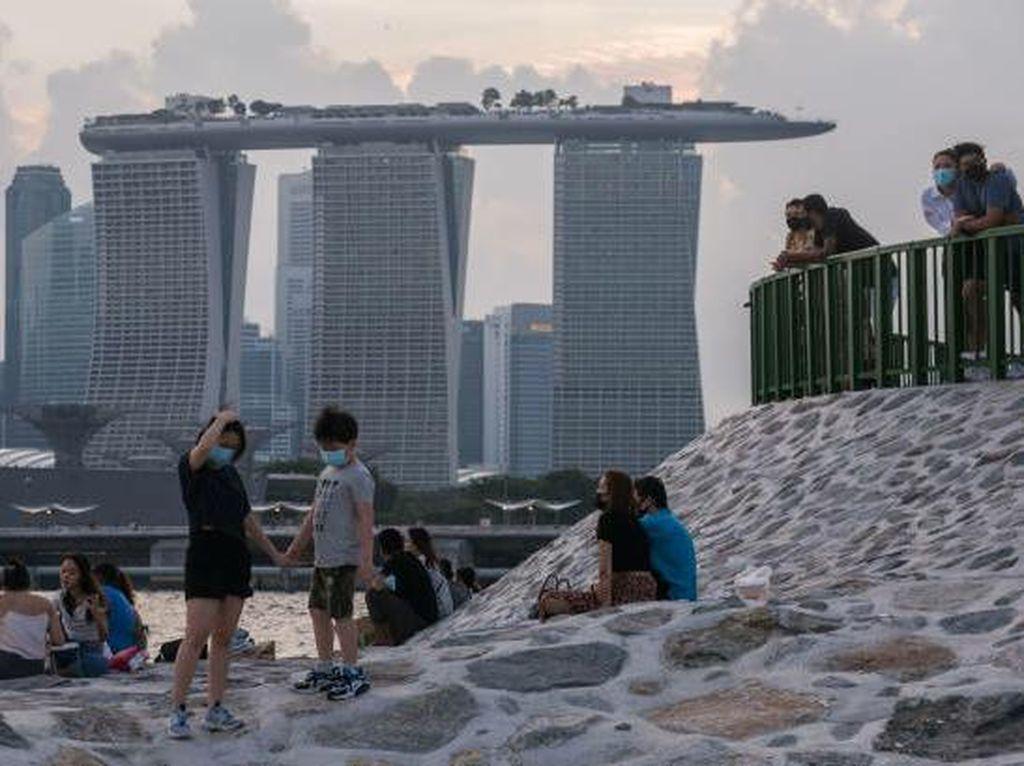 Video New Normal Singapura Ini Sukses Bikin Warganet Iri Setengah Mati
