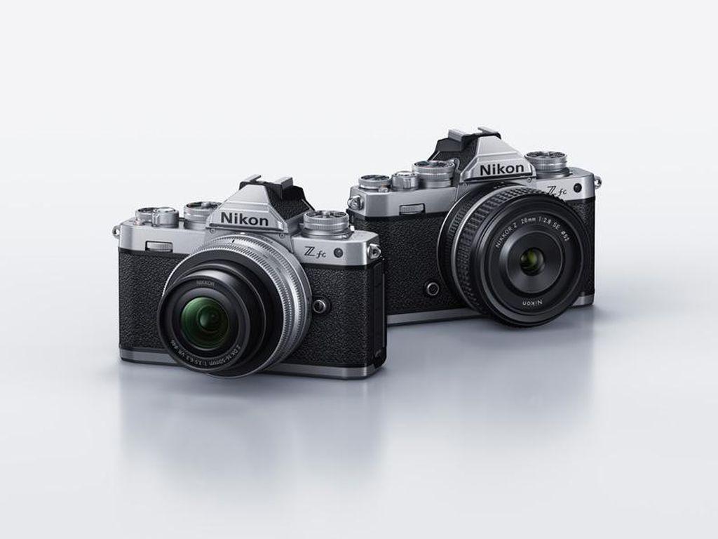 Nikon Bikin Mirrorless Retro Mirip FM2, Ini Harganya
