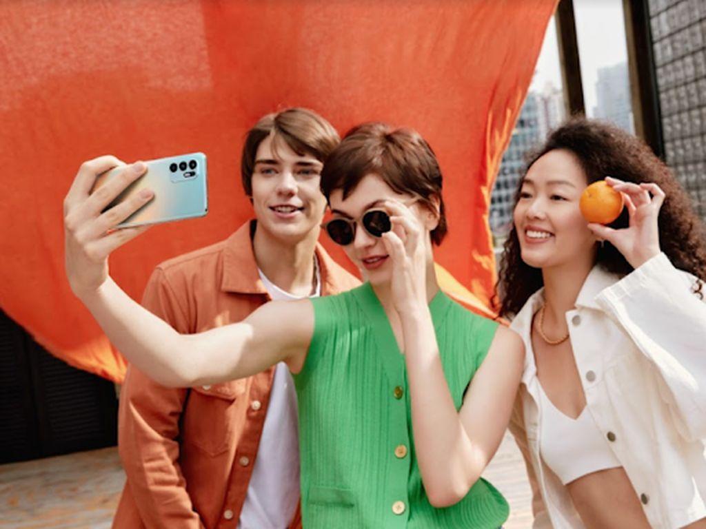 Punya Fitur Kamera Canggih, OPPO Reno6 Bisa Abadikan Emosi Pengguna