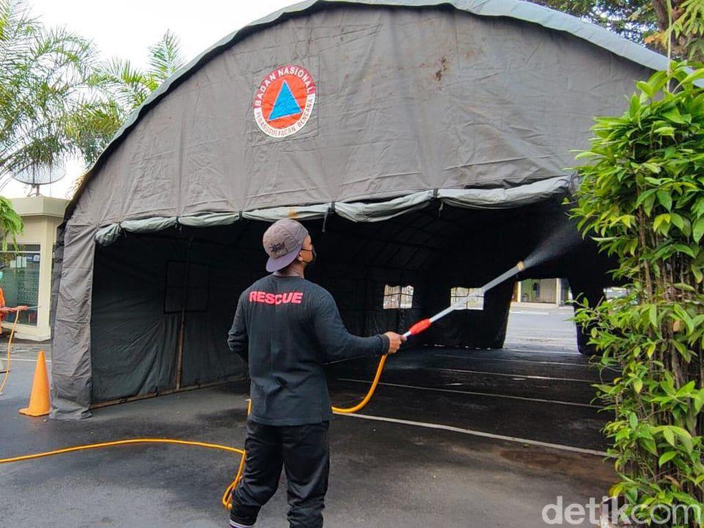 IGD Penuh, RSUD Boyolali Siapkan Tenda Darurat