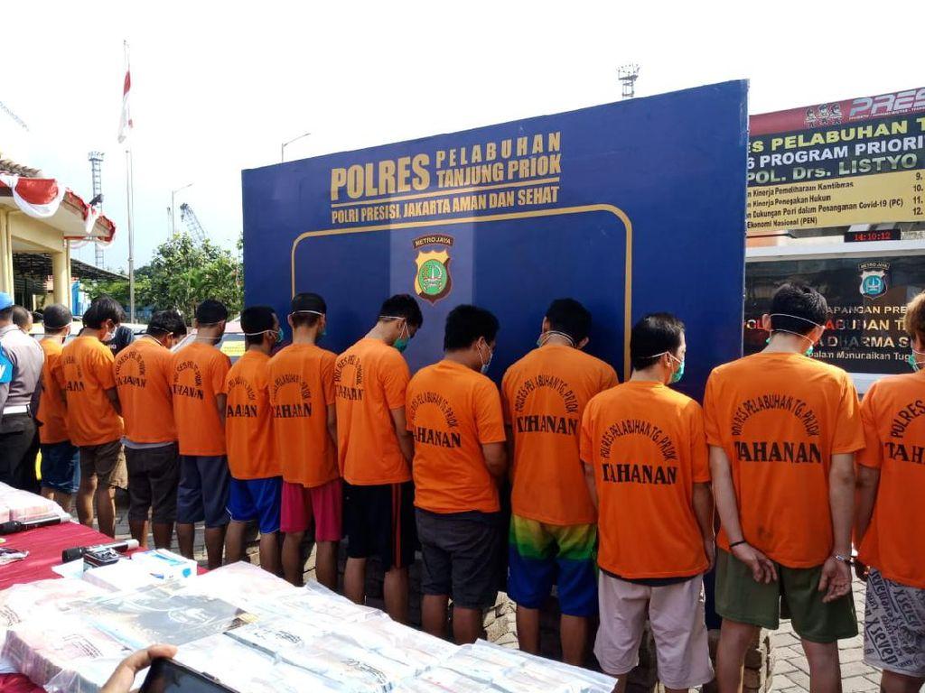 Begini Modus Penyelundupan Sabu 2 Kg Via Tj Priok yang Digagalkan Polisi