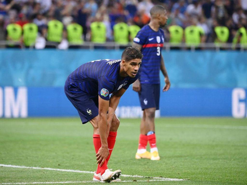 Prancis Disingkirkan Swiss, Varane: Penalti Bagaikan Lotere