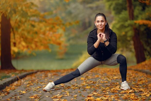 Olahraga mampu membuat sistem kekebalan tubuh meningkat yang menghindarkan dari risiko tertular Covid.