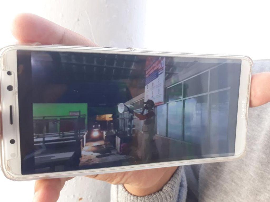 Beredar Video Petugas Pasar di Kota Pasuruan Serukan Prokes ke Makhluk Gaib