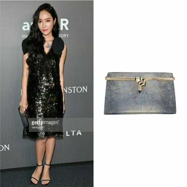 Koleksi tas Jessica dari Bvlgari