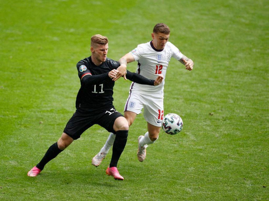 Jerman Kandas, Timo Werner Jagokan Inggris Juara Euro 2020