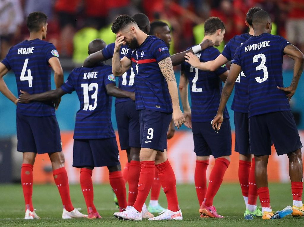 Prancis Tersingkir, Mourinho Sebut Kesalahan Deschamps