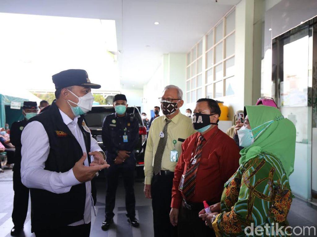 RS di Surabaya Curhat ke Wali Kota Eri Soal Keterisian Bed COVID-19