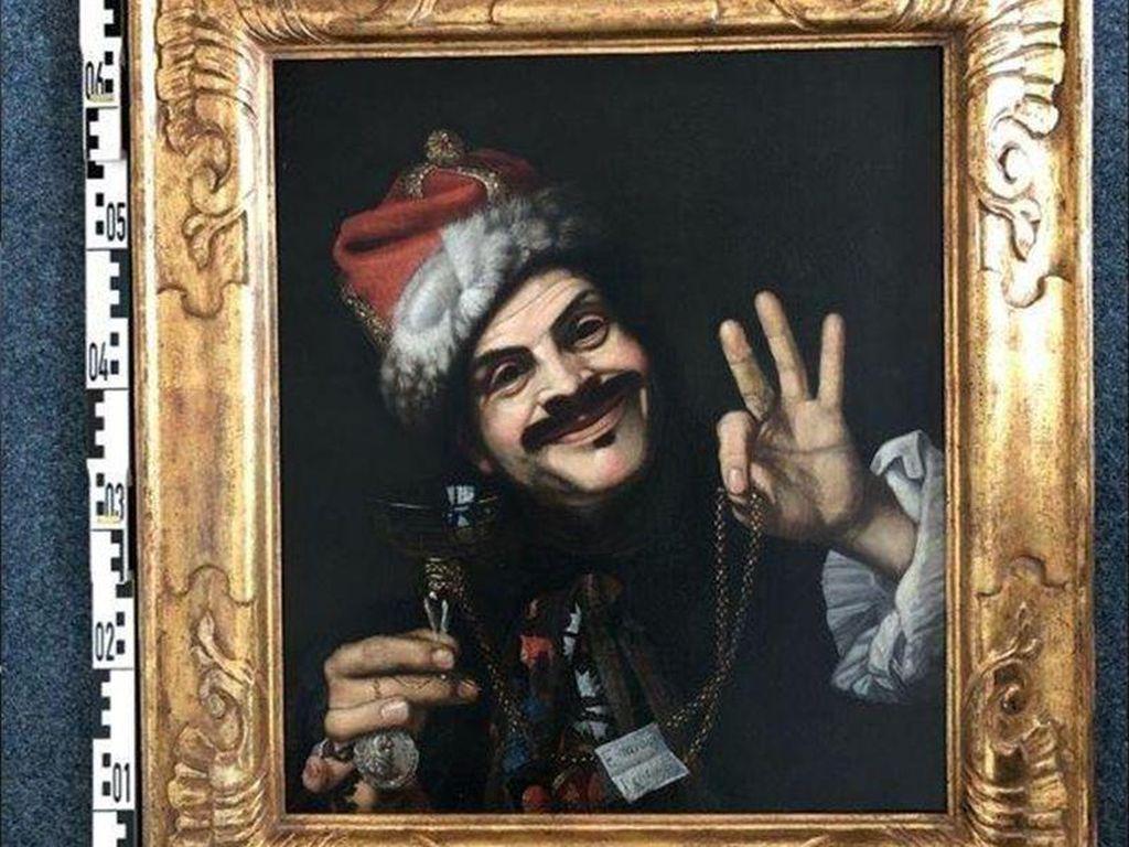 Bisa-bisanya 2 Lukisan Abad ke-17 Senilai Rp 5 M Ditemukan di Tempat Sampah