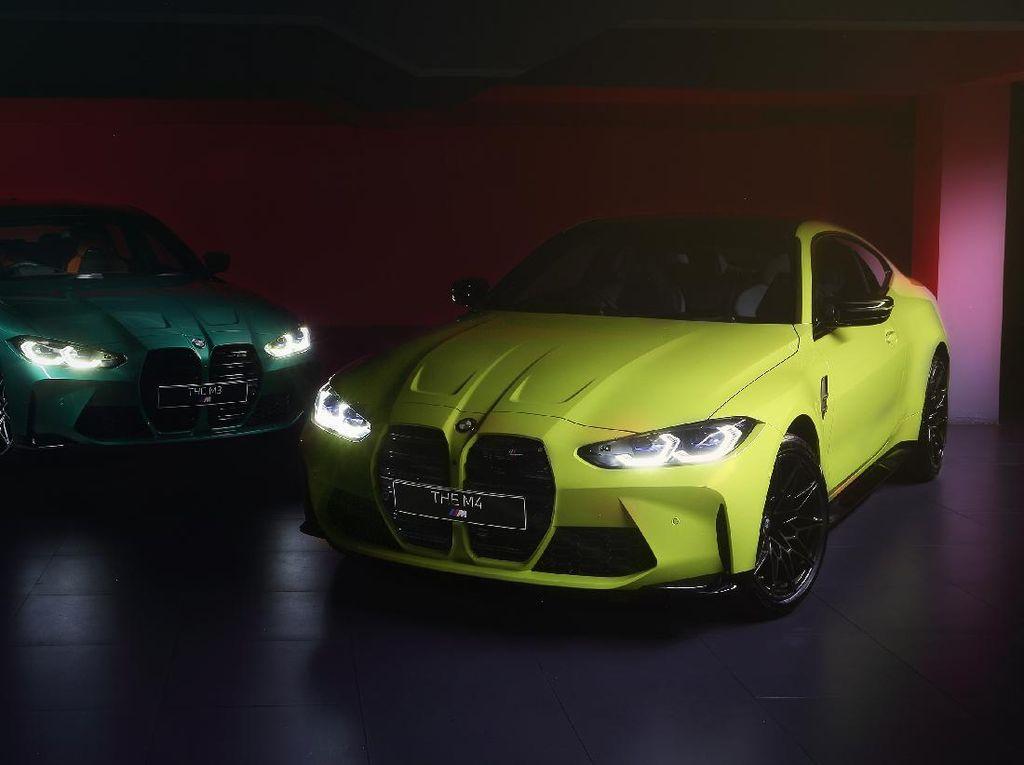 Begini Jadinya Kalau Teknologi Balap di Pakai BMW untuk Sehari-hari