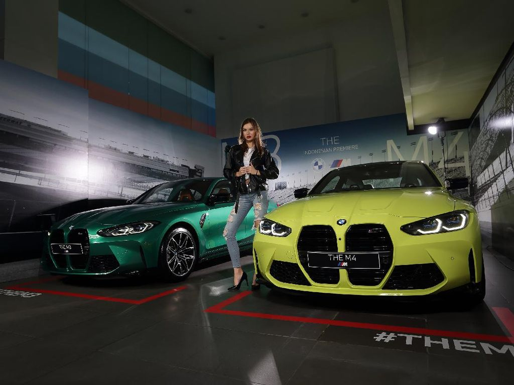 BMW M3 Competition dan M4 Competition Ada Versi Individual, Apa Spesialnya?