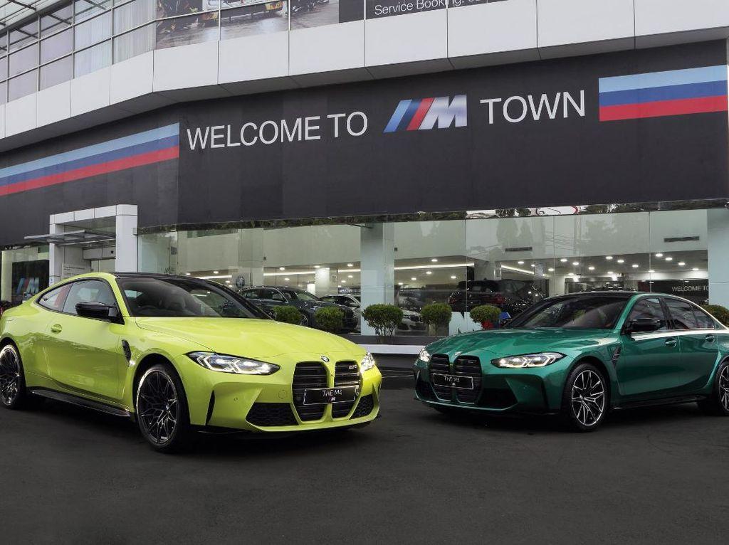 BMW Luncurkan M3 Competition dan M4 Competition, Harga Mulai Rp 2,059 M