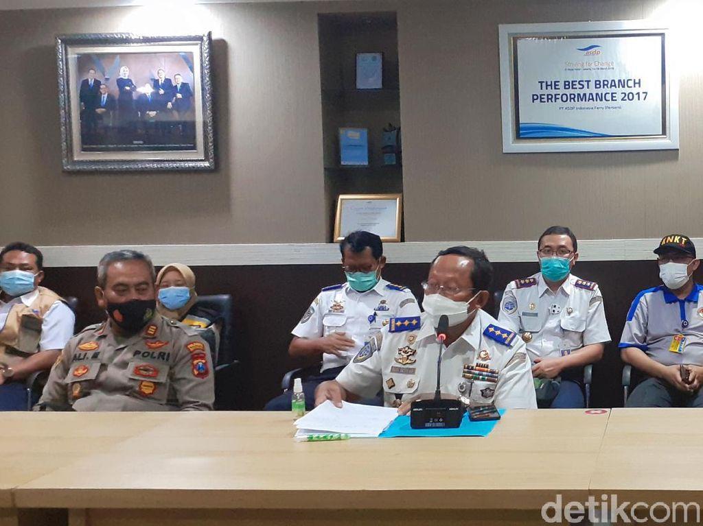 Dirjen Perhubungan Darat Klarifikasi Simpang Siur Manifes KMP Yunicee