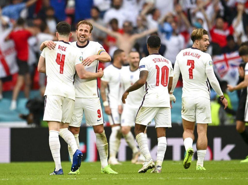 Pujian Mourinho untuk Inggris