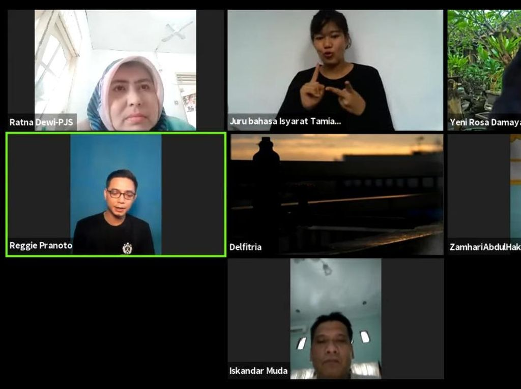 Somasi Deddy Corbuzier, PJS Minta Podcast Orang Gila Bebas Covid Di-take Down