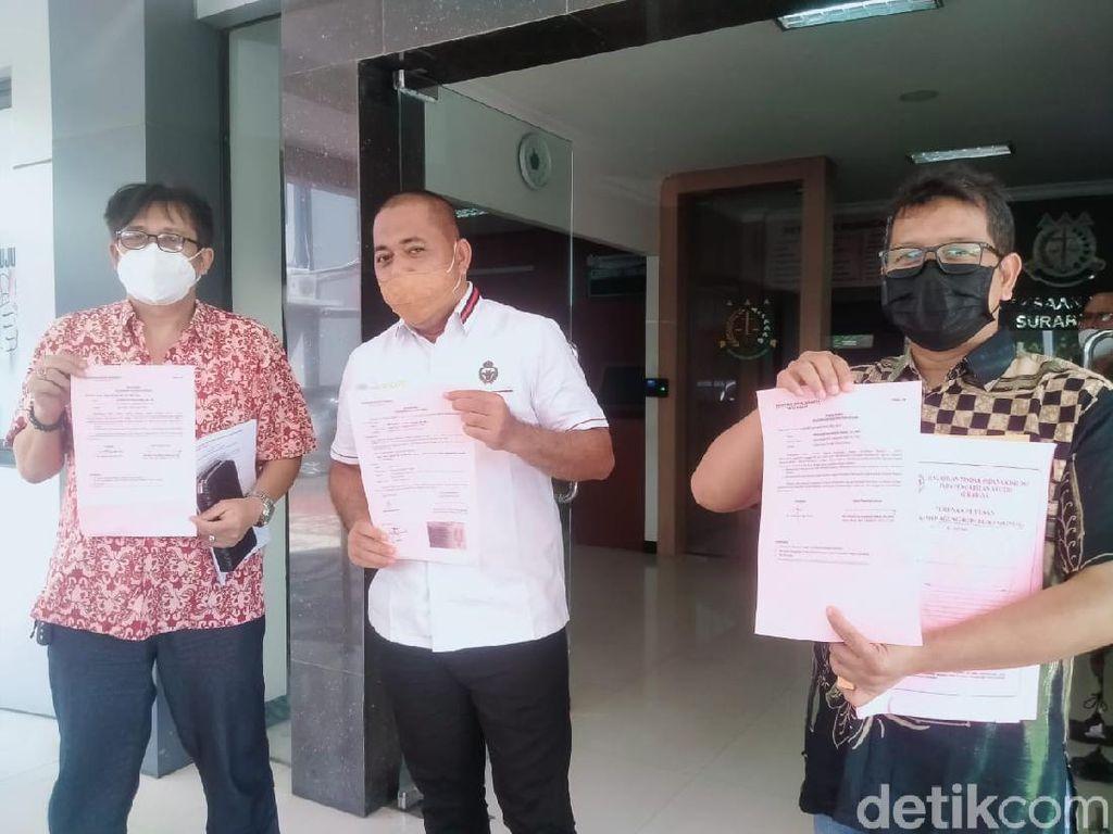 Kejari Surabaya Pulihkan Nama Baik 2 Mantan Anggota Bawaslu Jatim