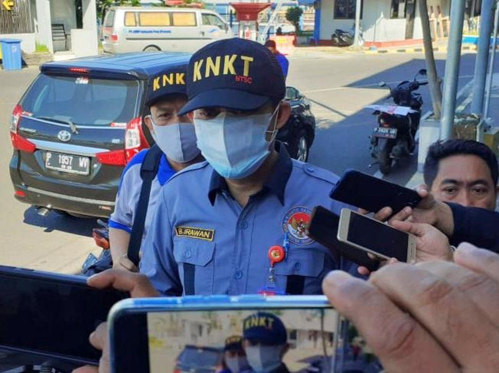 KNKT Juga Investigasi Kelaikan KMP Yunicee