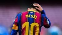 Lionel Messi Tinggalkan Barcelona Bikin Netizen Sedih Bertubi-tubi