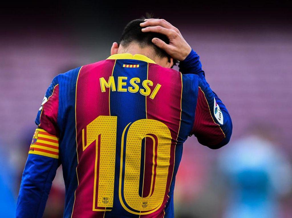 Jika Tanpa Lionel Messi, Liga Spanyol Takkan Lagi Sama