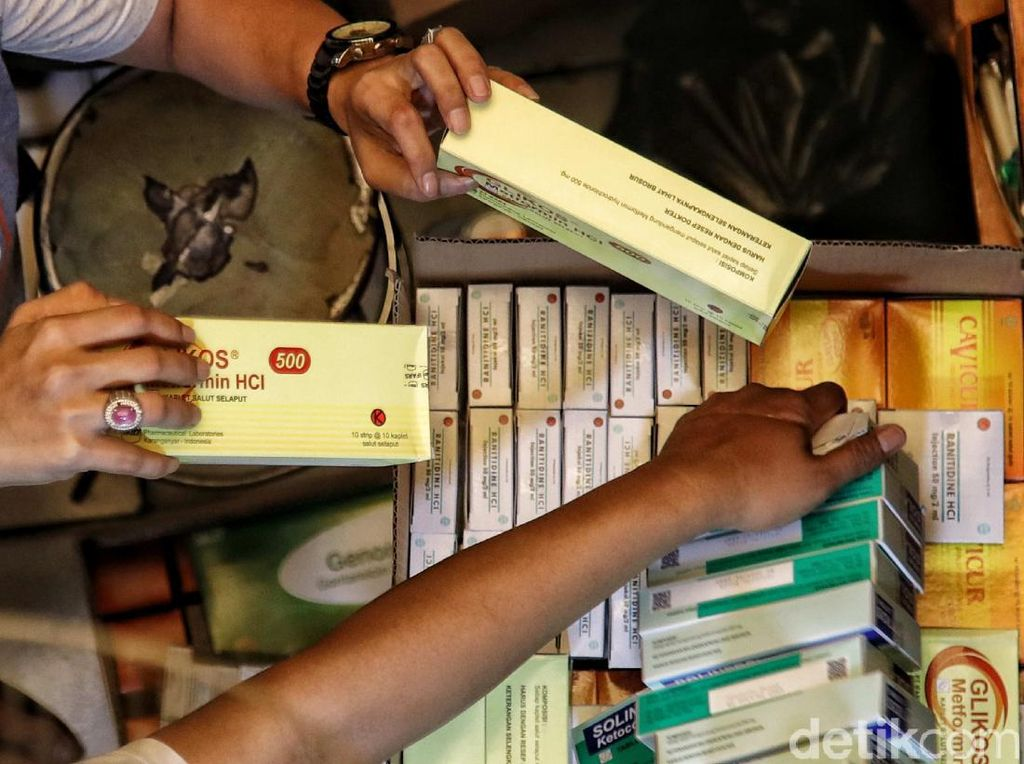 Kemendag-Polri Awasi Ketat Perdagangan Alkes dan Obat COVID