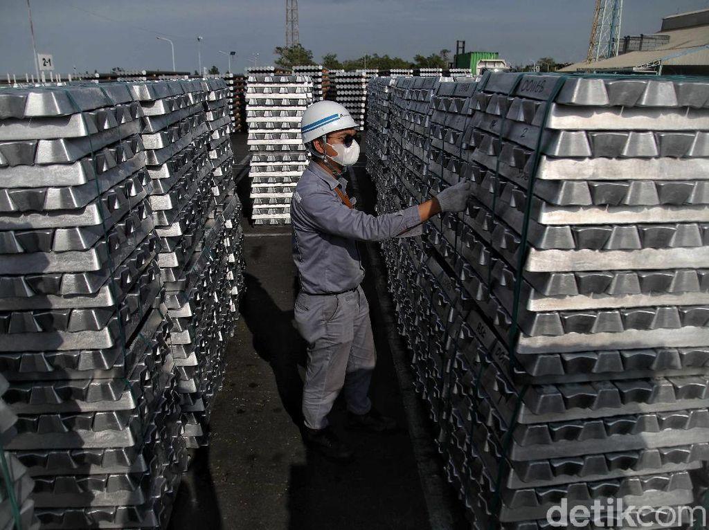 Mengenal INALUM Penghasil Aluminium Terbaik di Indonesia