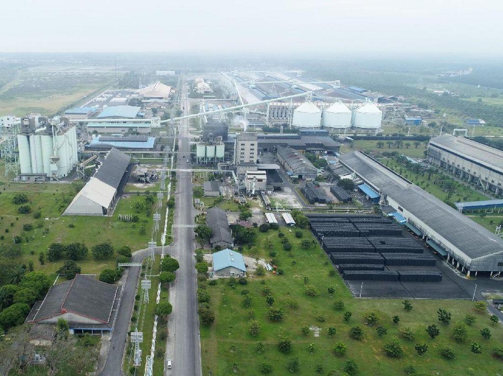 Lebih Dekat Melihat Pabrik Aluminium yang Jadi Pemain Utama Pasar RI