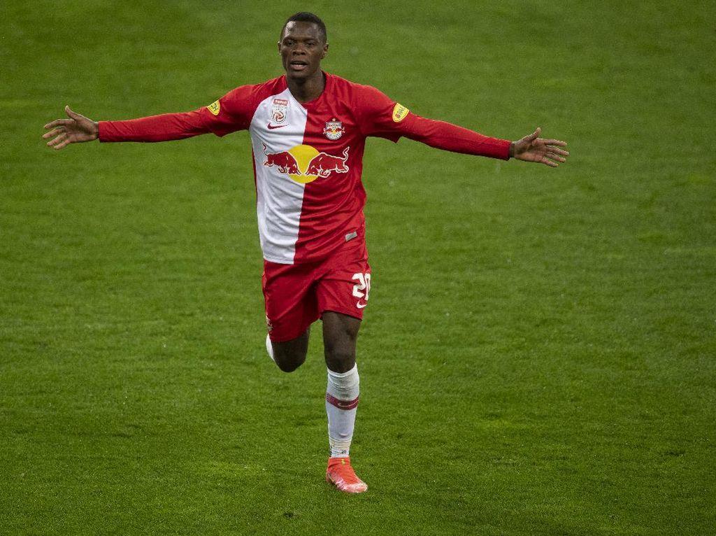 Leicester City Rekrut Top Skor Liga Austria Patson Daka