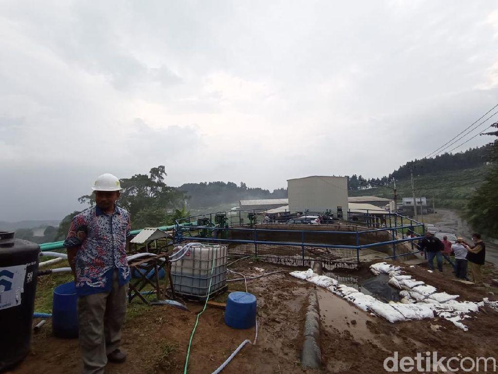 Pencemaran Limbah Pabrik Susu di Blitar, Ini Kata WALHI Jatim
