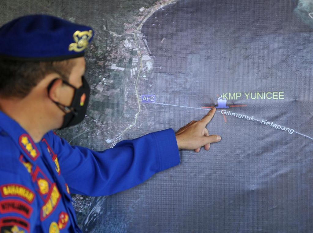Bangkai KMP Yunicee Ditemukan: Posisi Duduk, Tidak Terbalik