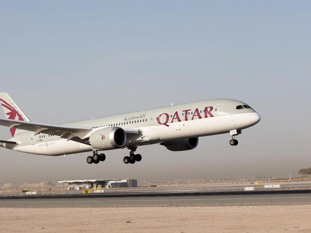 Qatar Airways Uji Coba Verifikasi Vaksin via Paspor Digital IATA