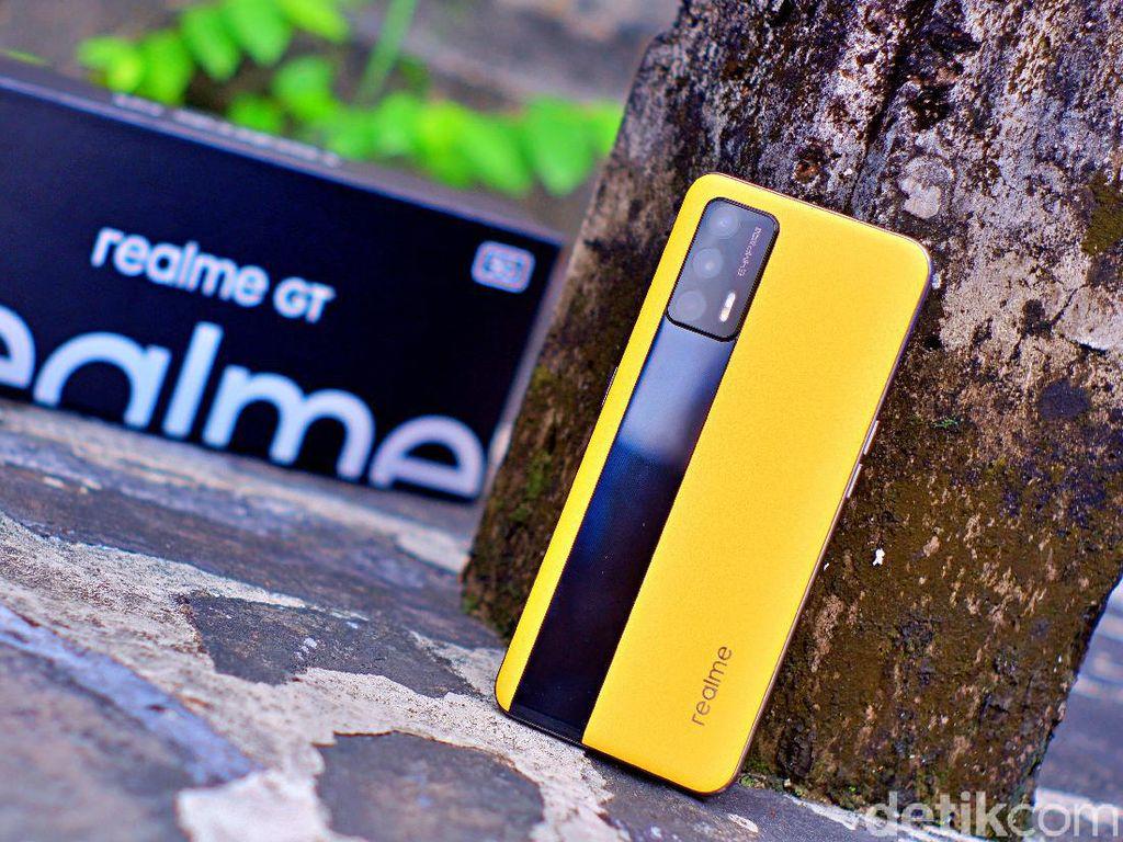 Realme GT 5G, HP Gahar Rp 7 Jutaan yang Siap Hadir di Indonesia
