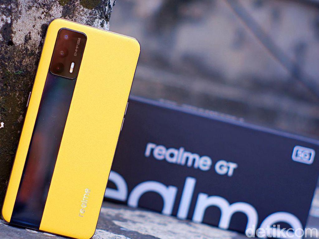 Realme Bakal Gandeng Kodak di HP Terbaru