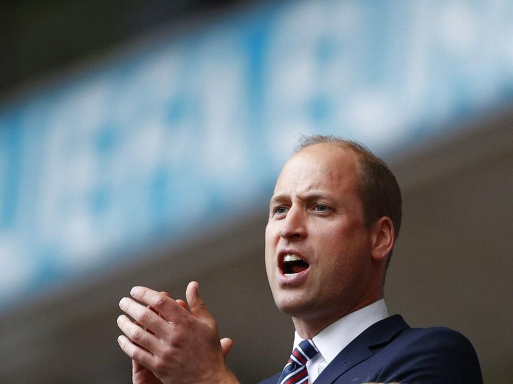 Pangeran William Sindir Orang Kaya Berlomba ke Antariksa