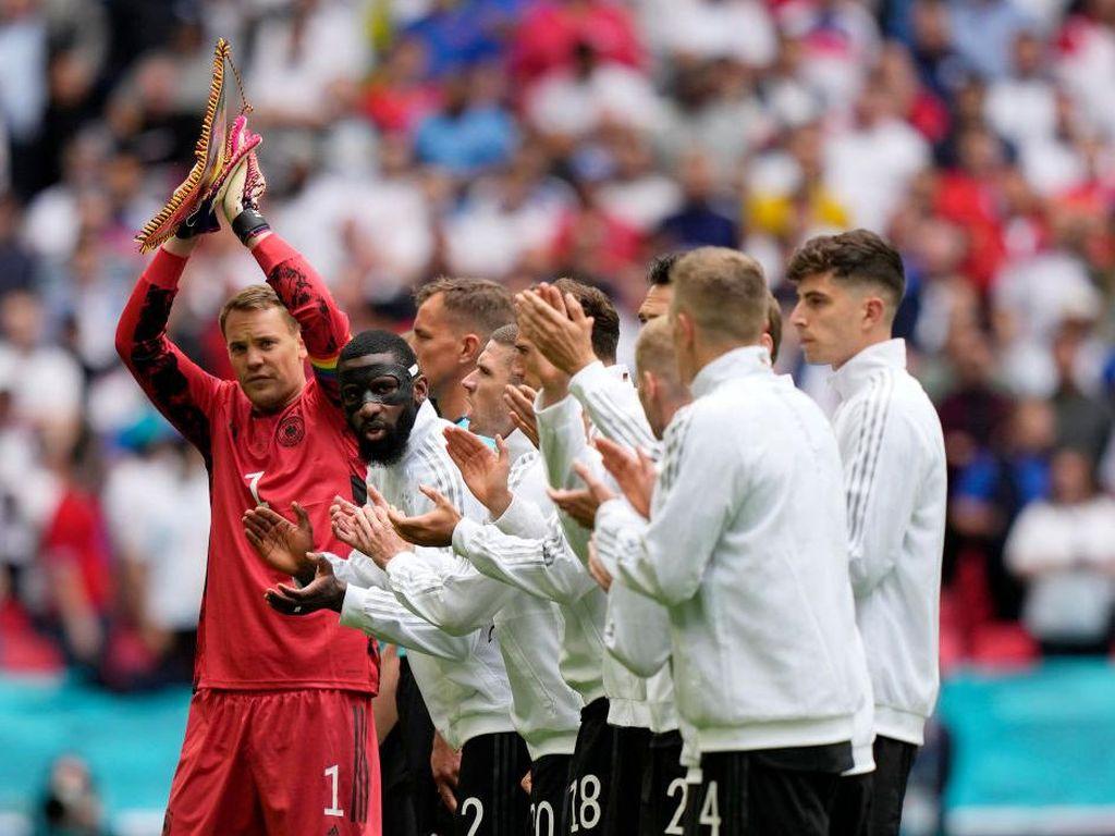 Euro 2020: Momen Menyedihkan untuk Timnas Jerman