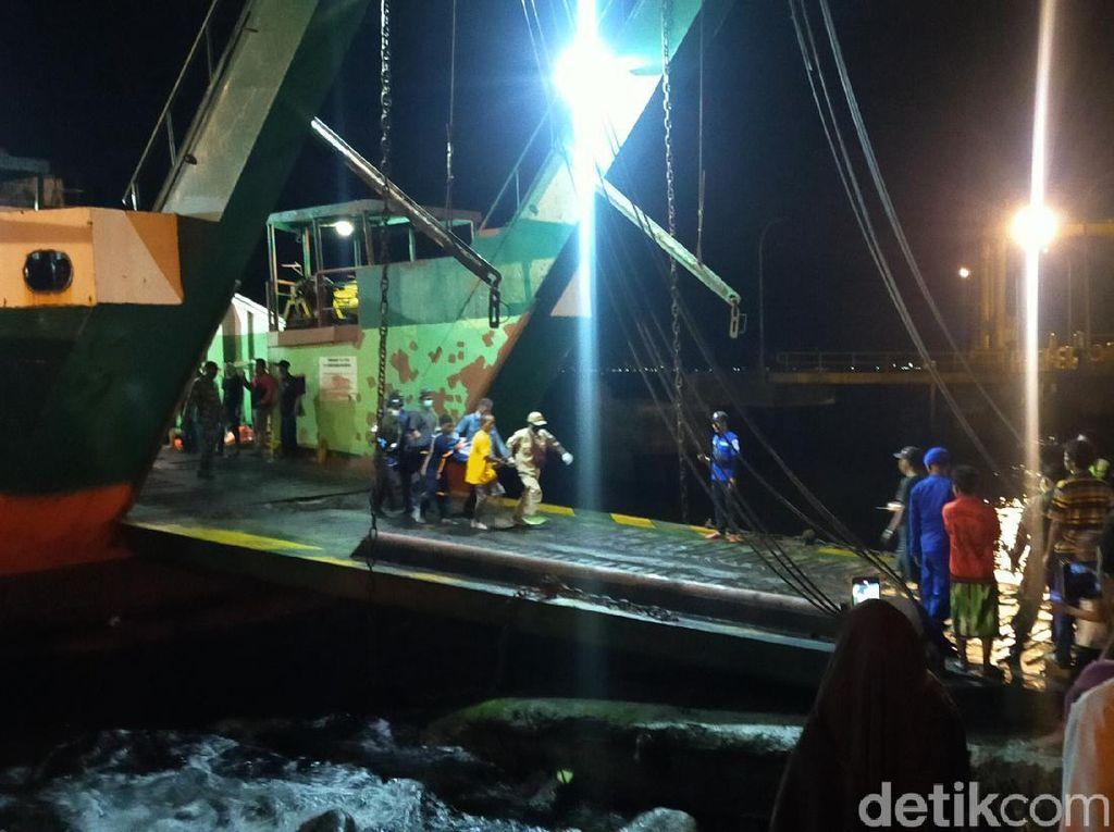 Update KMP Yunicee Tenggelam: Jumlah Korban hingga Pencarian Kapal
