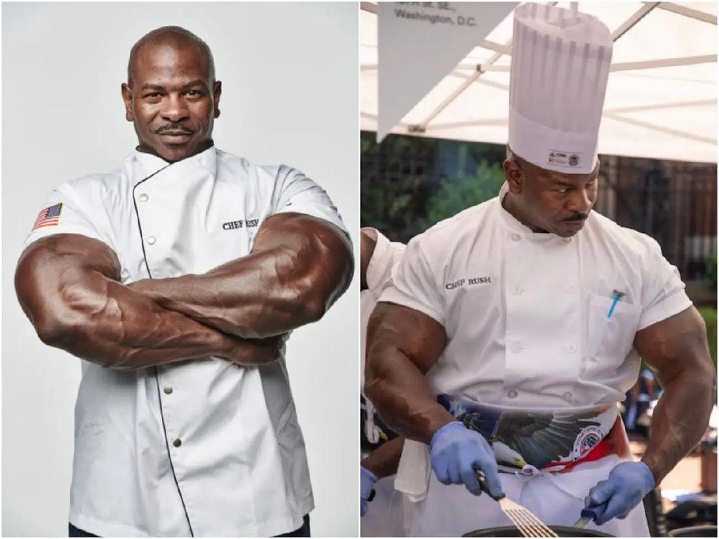 Wow! Mantan Chef Gedung Putih Ini Melahap 4 Ekor Ayam hingga 24 Telur Sekali Makan