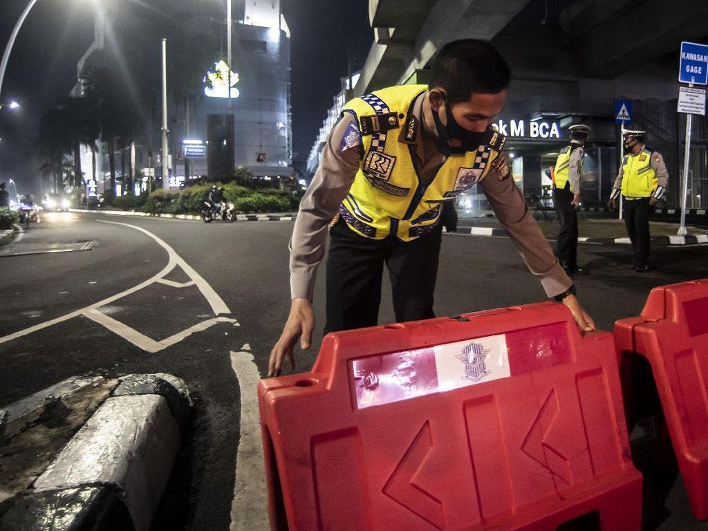 Pintu Keluar-Masuk Jakarta Ditutup Besok, Traveler Majukan Jadwal Perjalanan