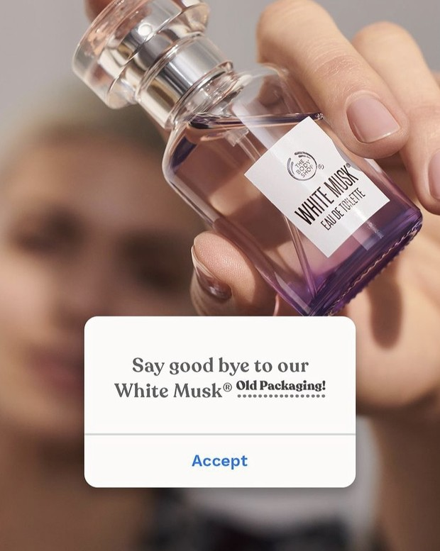 New White Musk.