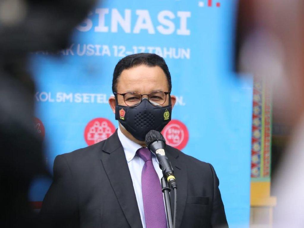 Anies Minta Kapolda Tangkapi Importir Oksigen Ilegal: Mereka Berseberangan!