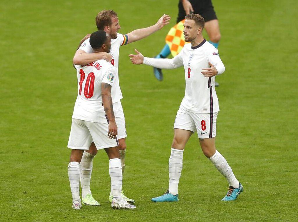 Kane dan Henderson Punya Peran Penting saat Inggris Vs Denmark