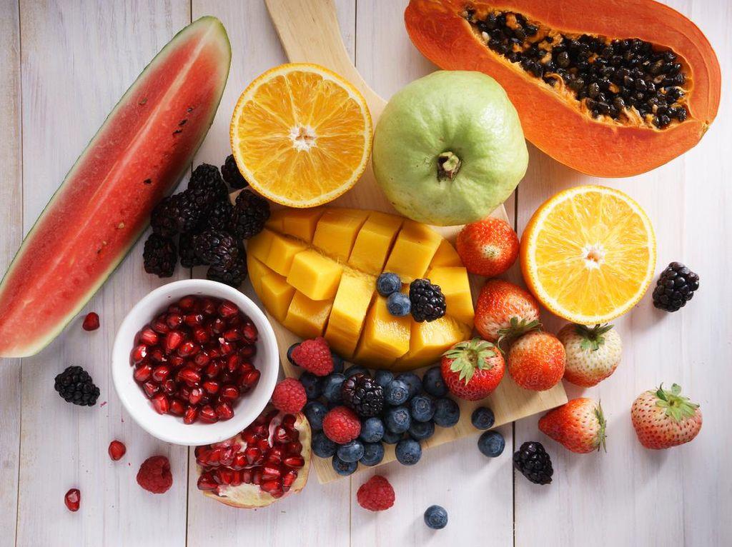 5 Buah yang Mengandung Vitamin E Ini Bantu Jaga Kesehatan Jantung
