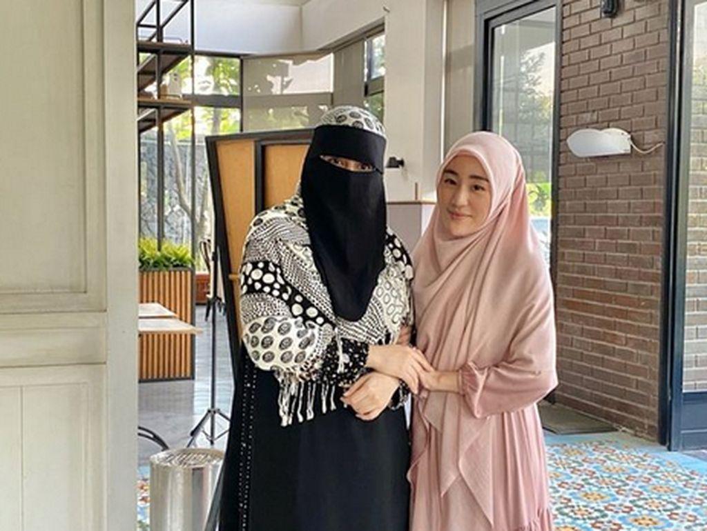 Pujian Larissa Chou ke Istri Kedua Arifin Ilham Usai Ribut dengan Ibu Alvin Faiz