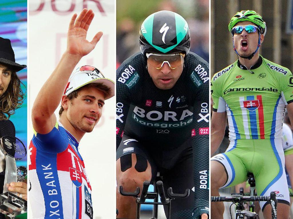 Lebih Dekat dengan Sagan, Sang Superstar Dunia Balap Sepeda